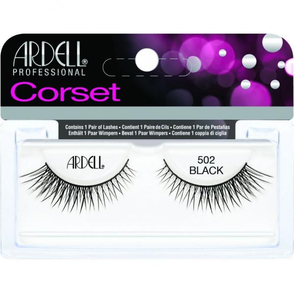Ardell Pro Corset #502 Black #1