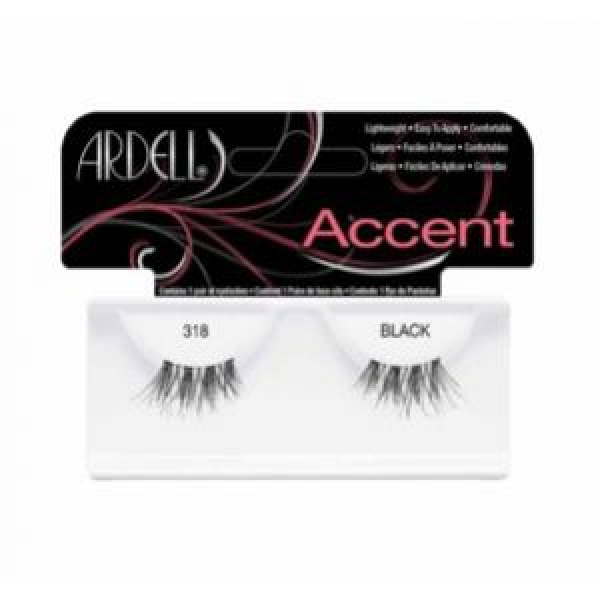 Ardell Rzęsy Accents #315 Black #1