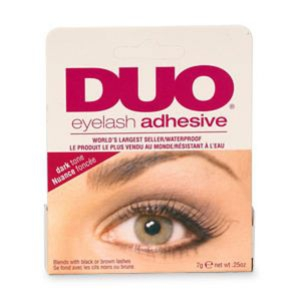 Klej do rzęs - DUO Eyelash Adhesive Dark 7 g #1