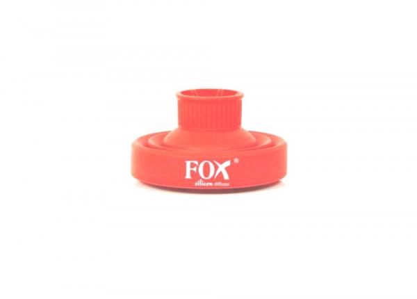 Dyfuzor Silikonowy Fox Silicon Diffuser Red #1