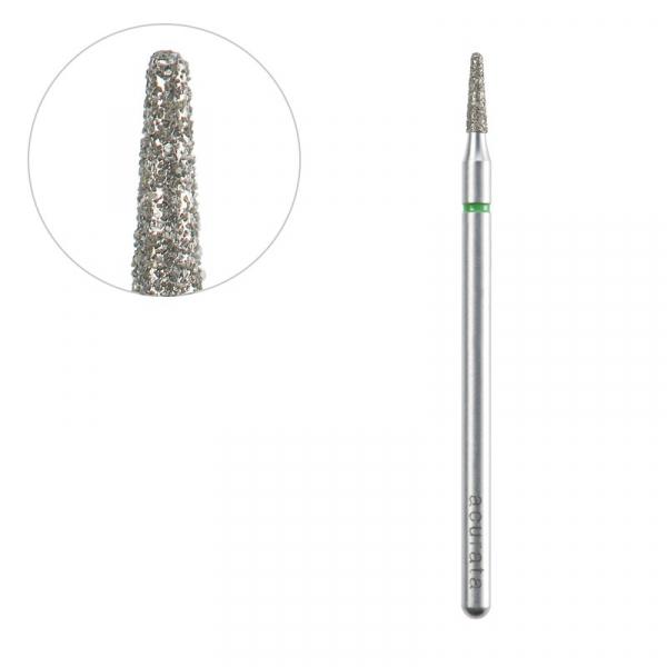 Frez Diamentowy Stożek 1,6/6,0mm Acurata #1