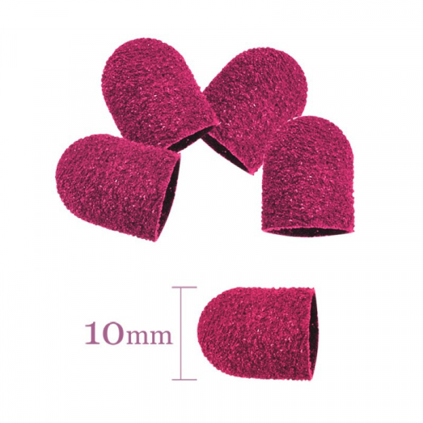 Kapturek Ścierny A 10mm/60 1 Szt. Różowy #1