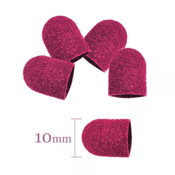 Kapturek Ścierny A 10mm/60 50 Szt. Różowy #1