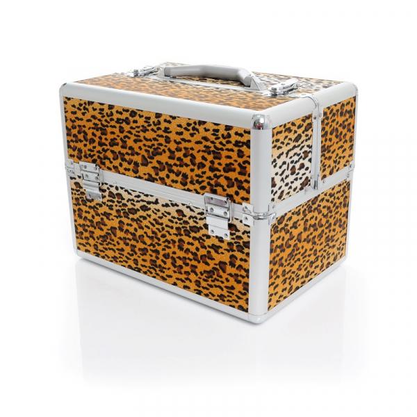 Kufer Kosmetyczny S - Standardowy Panterka #1