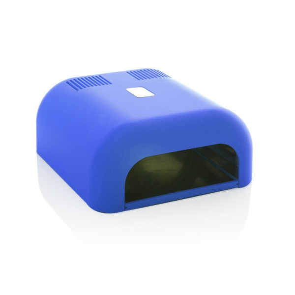 Lampa Uv 36W Timer Soft Light Blue Z Wysuwanym Dnem #1