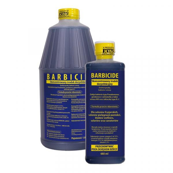 Koncentrat do dezynfekcji narzędzi 2l, BARBICIDE #1