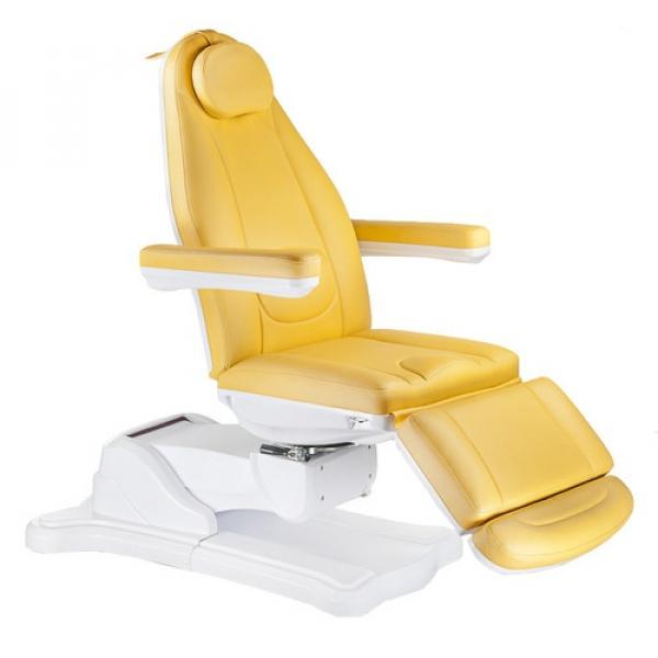 Elektryczny fotel kosmetyczny Mazaro BR-6672B Miod #1
