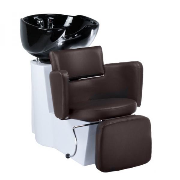 Myjnia fryzjerska LUIGI BR-3542 brąz #1