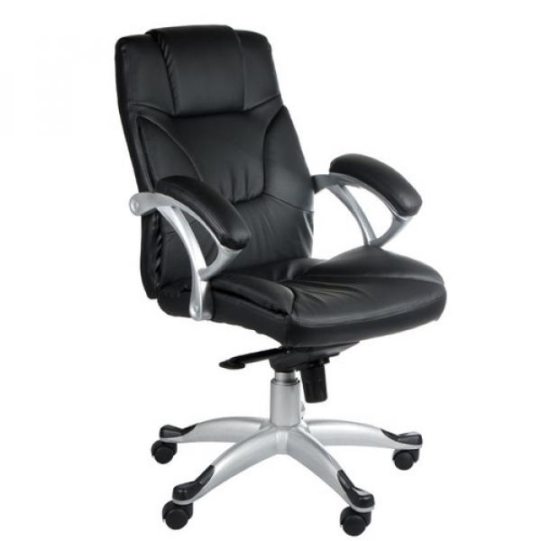 Fotel Ergonomiczny Corpocomfort BX-5786 Czarny #1