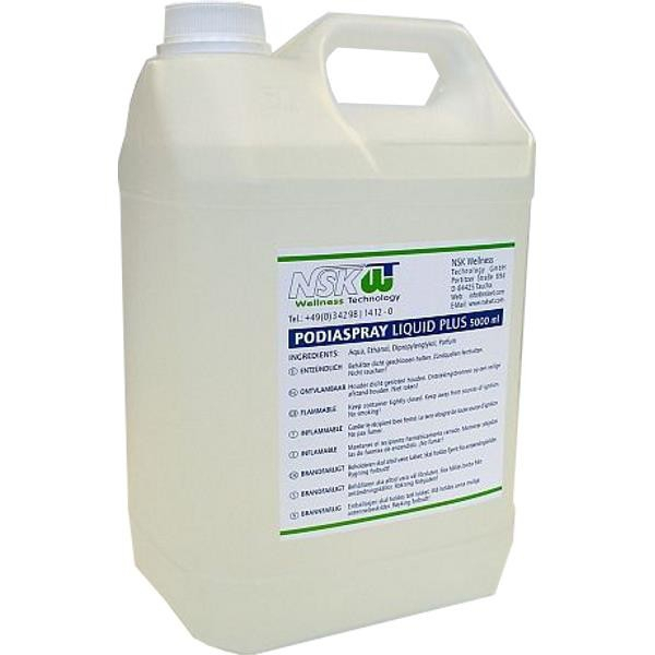 PodiaSpray Liquid Plus 5l #1