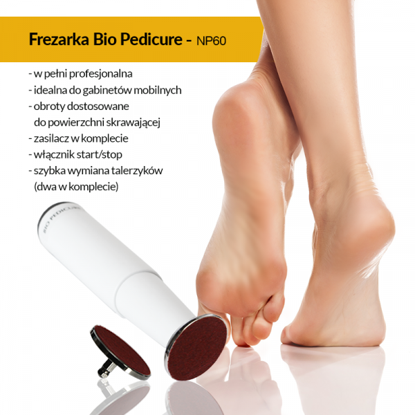 Frezarka - Bio Pedicure NP60 #1