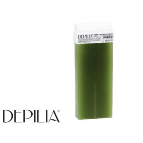 Depilia Wosk Do Depilacji Aloesowy 100 ml #1
