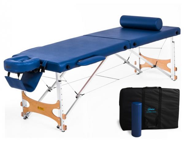 Stół do masażu przenośny Pro-Master Alu #1