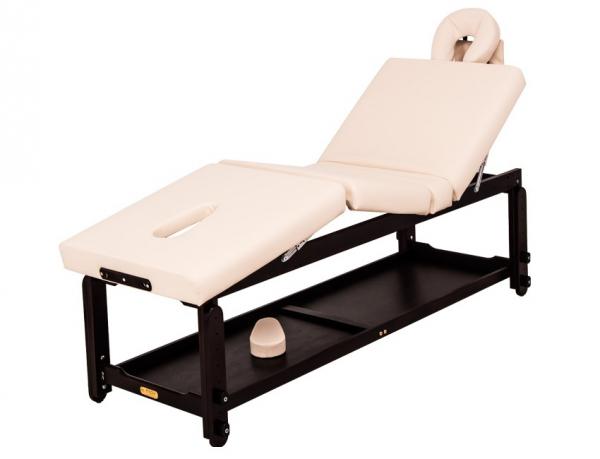 Stół Do Masażu Stacjonarny Spa Manual Venge #1