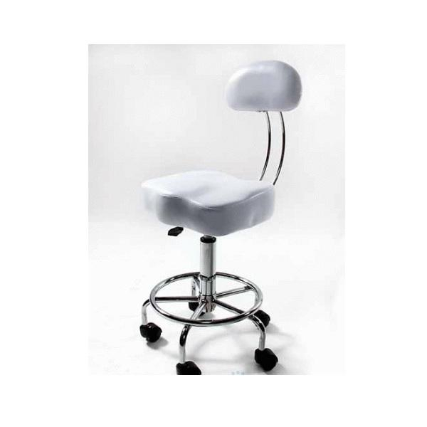 Krzesło Chrom Z Oparciem #1