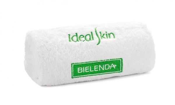 Bielenda Ręcznik frotte z logo 50 x 100 – biały #1