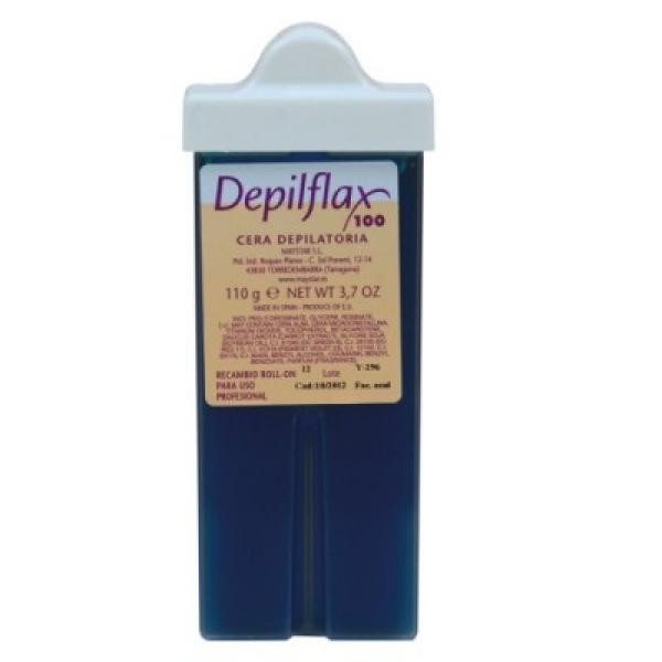 Depilflax Wosk Do Depilacji Twarzy Rolka Azulen #1