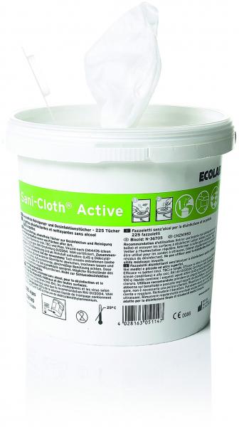Sani-Cloth active, 225 szt. #1