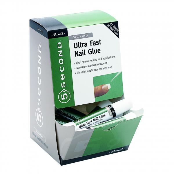 Klej do tipsów Ultra Fast Glue, 2g #1