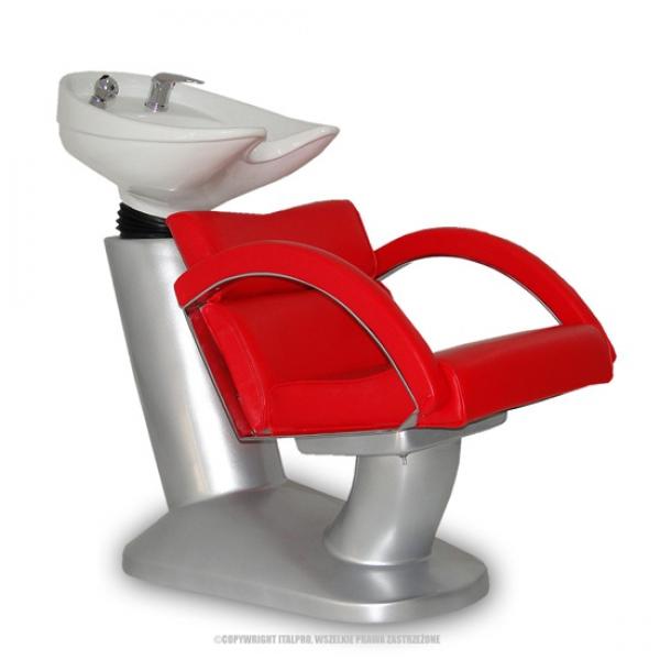Myjnia Fryzjerska Verona Czerwona #1