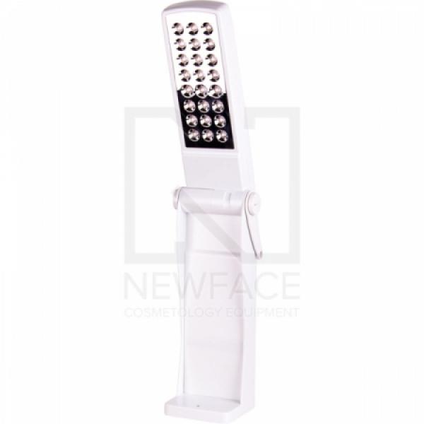Lampa LED do manicure przenośna (akumulowana) YM - 508a #1