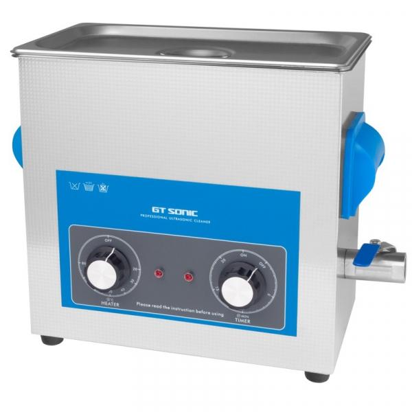 Myjka Ultradźwiękowa ACV 860qt Poj.6,0l, 300w #1