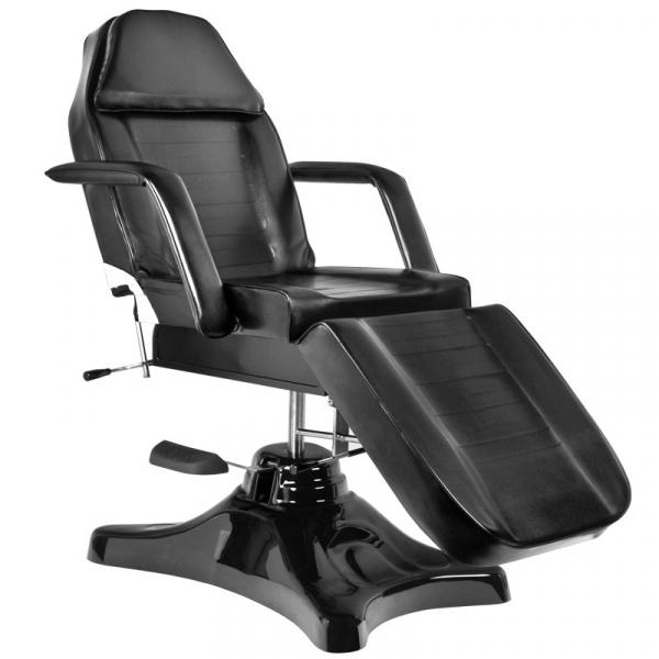 Fotel Kosmetyczny Hyd. A 234 Czarny #1