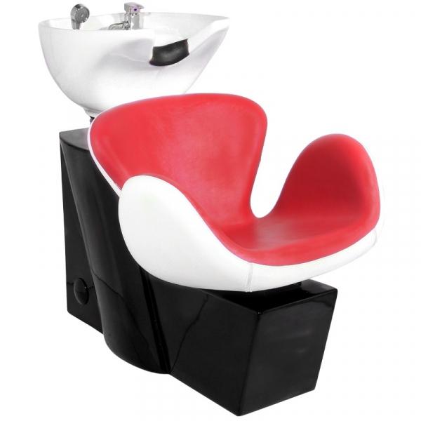 Gabbiano Myjnia Fryzjerska Amsterdam Czerwono-Biała #1