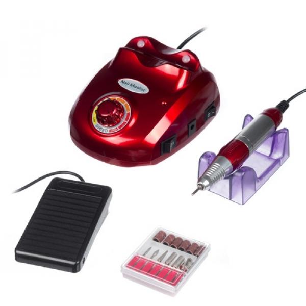 Frezarka Do Manicure Sprint 45 Czerwona #1