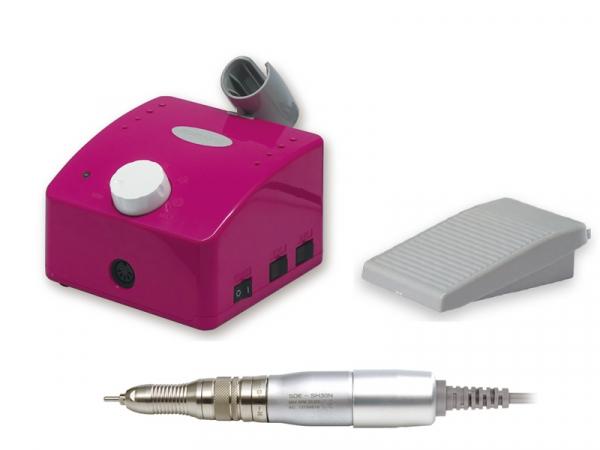 Frezarka Do Pedicure I Paznokci Marathon Champion Cube Classic H300 Manicure - Intensywny Różowy #1