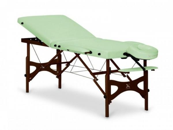 Stół do masażu Panda Plus (Stelaż Buk Barwiony) #1