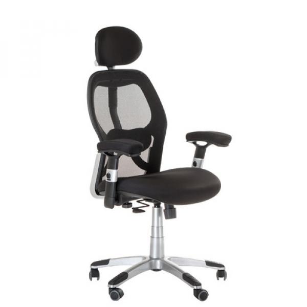 Fotel Ergonomiczny CorpoComfort BX-4144 Czarny #1
