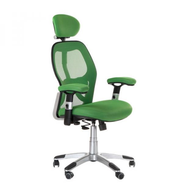 Fotel ergonomiczny CorpoComfort BX-4144 Zielony #1