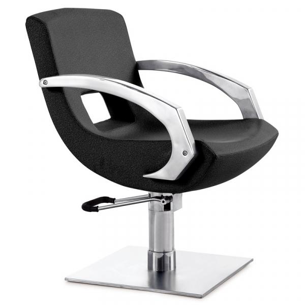 Gabbiano Fotel Fryzjerski Q-3111 Czarny #1