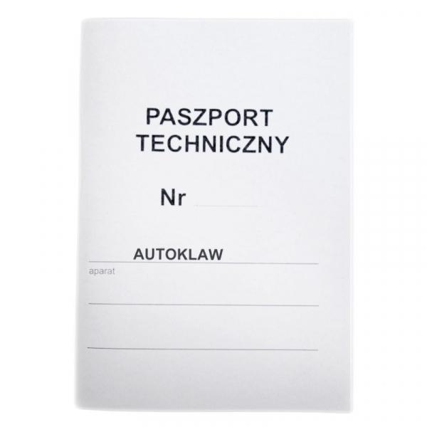 Paszport Techniczny Do Autoklawu #1