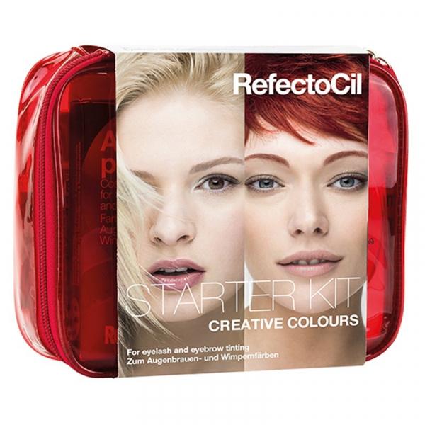 Zestaw Refectocil Starter Kit Creativ Colours #1