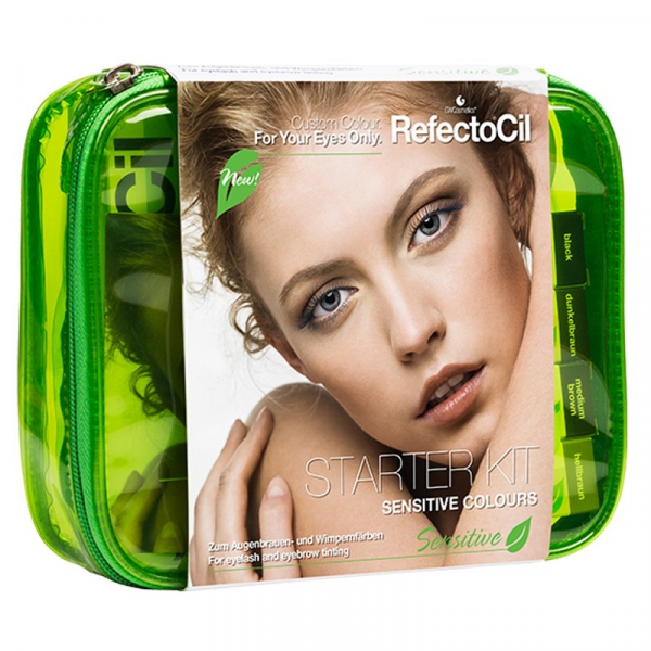 Zestaw Refectocil Starter Kit Sensitive #1