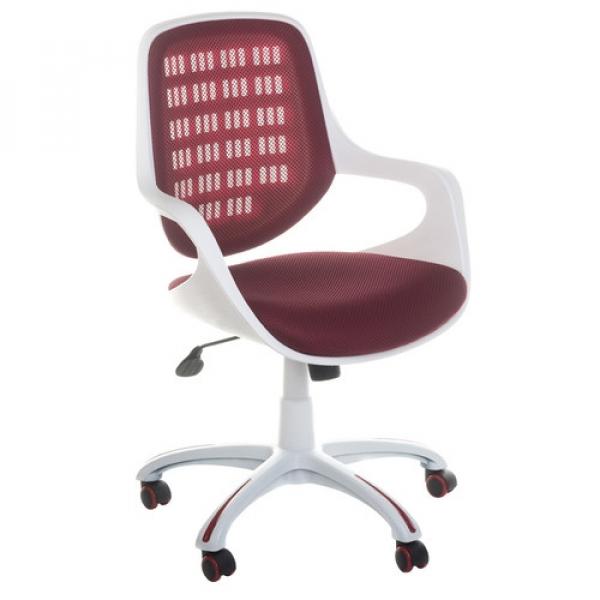 Fotel Biurowy Corpocomfort BX-4325 Burgund #1
