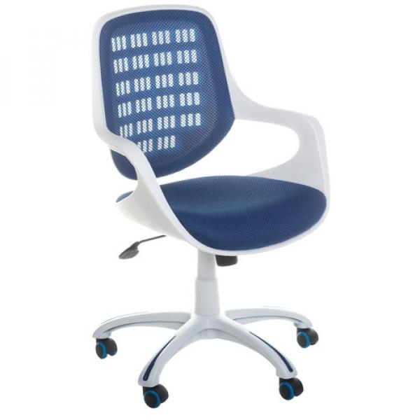 Fotel Biurowy Corpocomfort BX-4325 Niebieski #1