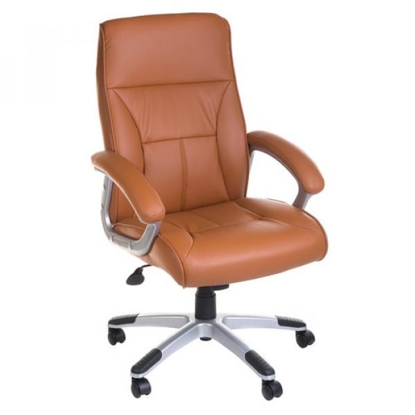 Fotel Ergonomiczny Corpocomfort BX-5085B Brązowy #1