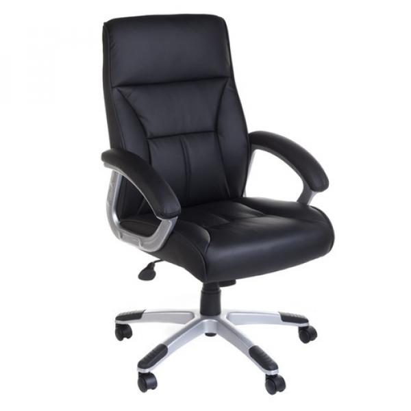 Fotel Ergonomiczny Corpocomfort BX-5085B Czarny #1