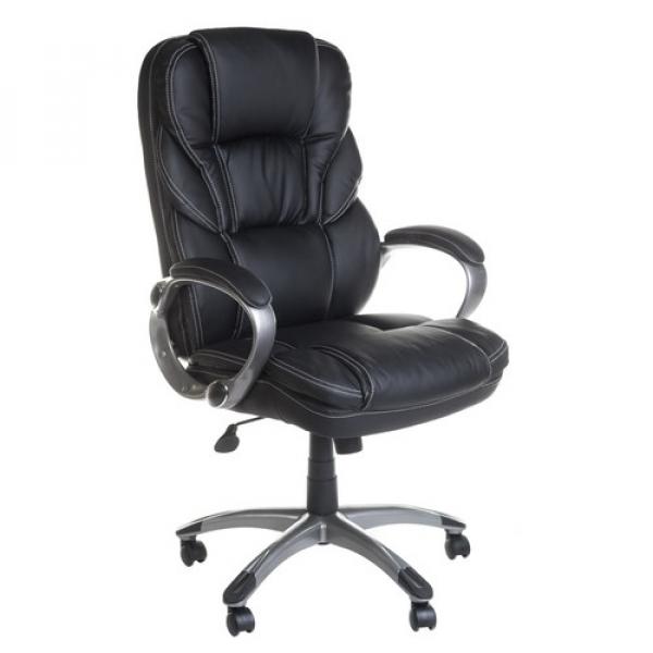 Fotel Ergonomiczny Corpocomfort BX-5096 Czarny #1
