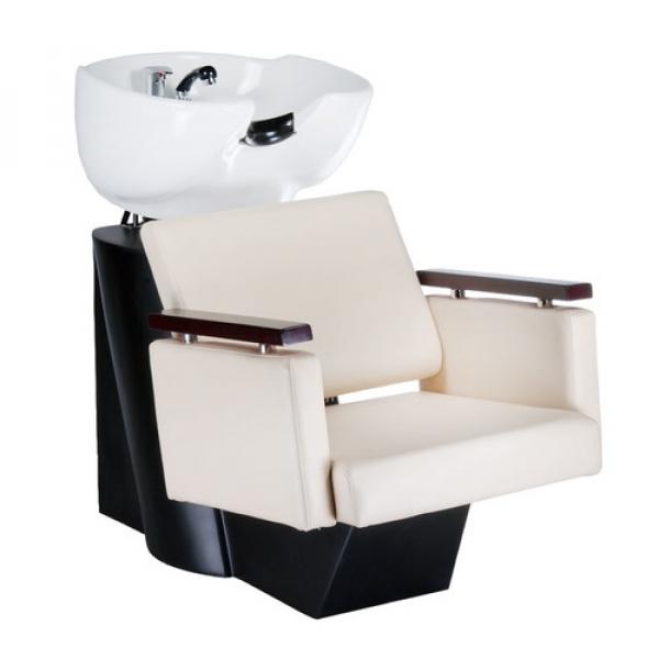 Myjnia Fryzjerska MILO Kremowa BD-7825 #1