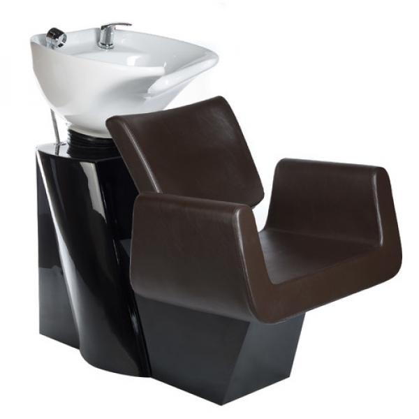 Myjnia Fryzjerska Vito BH-8022 Brązowa #1