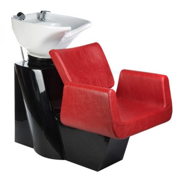 Myjnia Fryzjerska Vito BH-8022 Czerwona #1