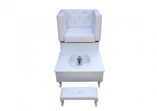 Fotel Do Pedicure Spa I Obrotowy #5