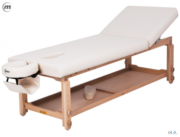 Stół Do Masażu Stacjonarny Spa Plus #1
