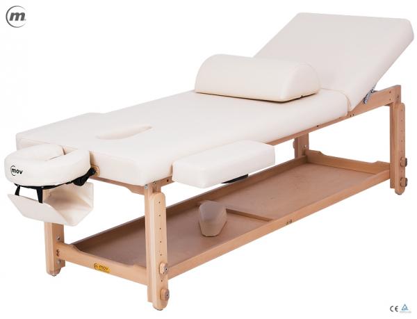 Stół Do Masażu Stacjonarny Spa Plus Max #1