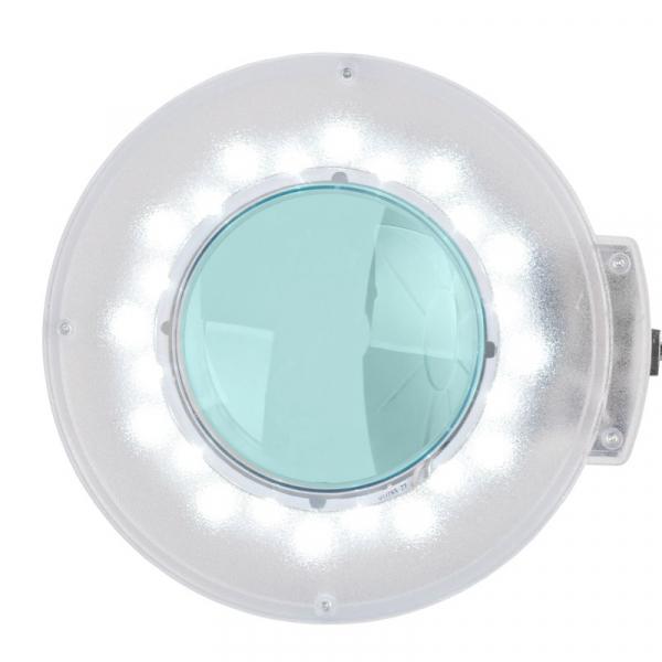 Zestaw fotel elektr. Lux + wapozon jy10 + lampa lupa led s5 #14