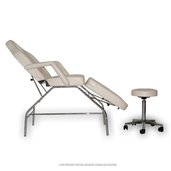 Fotel Kosmetyczny Standard Plus Ecri #2